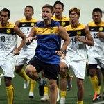 Percaturan K raja gopal menentang Singapura 2nd leg 2011
