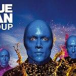 Orang biru, pemuzik yang kreatif