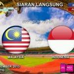 Malaysia u23 vs Indonesia u23 sukan sea 2013, semi final pertemuan yang tak disangka