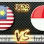 Keputusan semasa malaysia u23 vs indonesia u23, semi final sukan sea 2013
