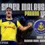 Keputusan Pahang vs selangor 10 mei 2014