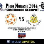 Keputusan terkini piala malaysia pahang vs felda united 26.08.2014