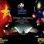 Malaysia vs vietnam 7/12/2014