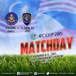 Video gol highlights analysis Pahang 0 vs 0 Global fc 11/3/2015