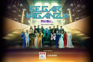 gegar vaganza 5 2018, ggv 2018, ggv5,