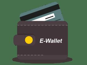 e wallet,