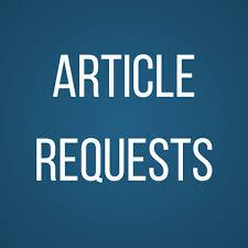 request artikel,