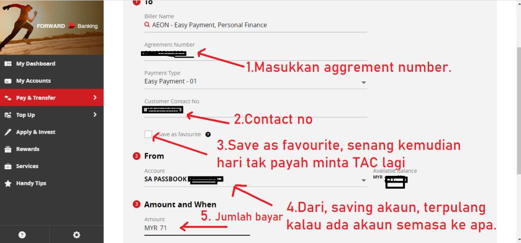 bayar aeon loan part4