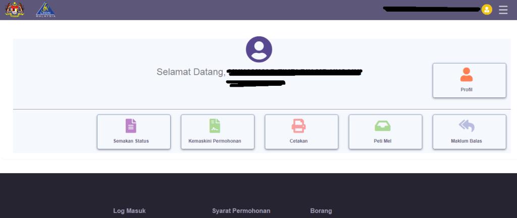 bpr login dashboard