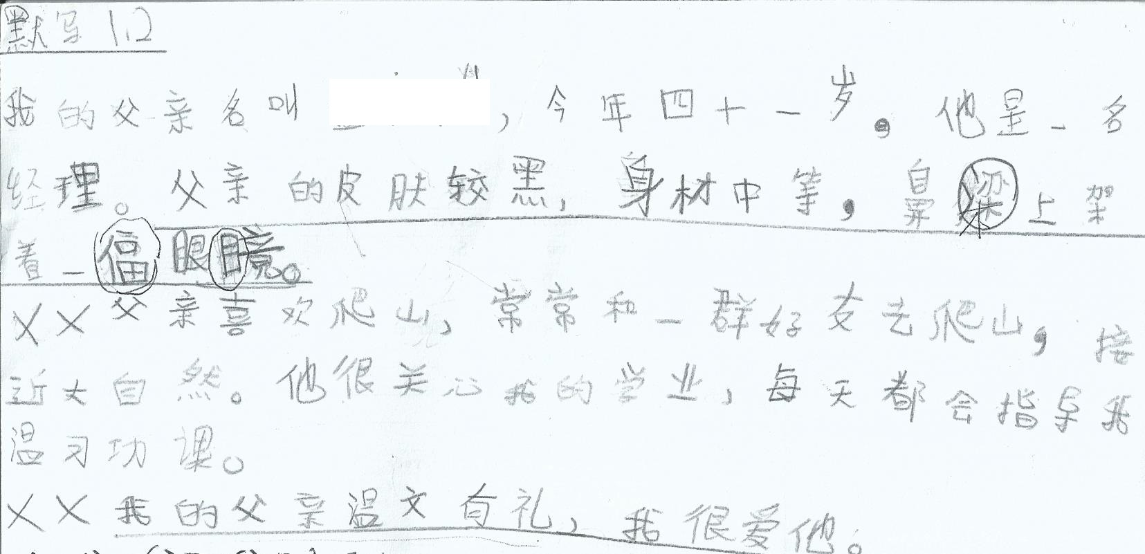 Preparing For Chinese Writing Composition Lower Primary