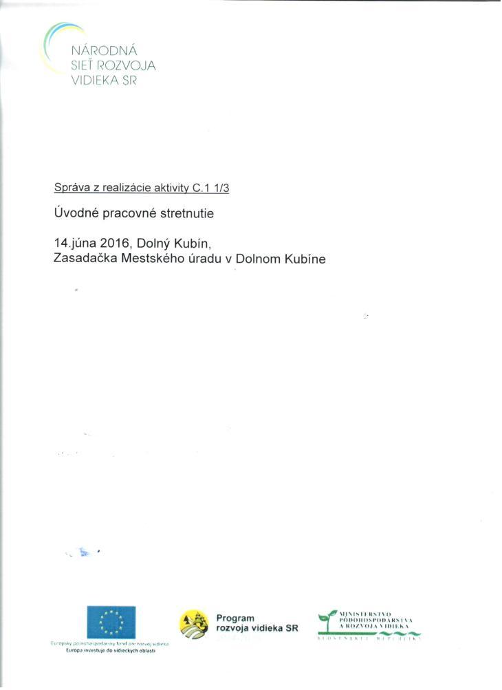 Správa C 1.1-3 ZA1