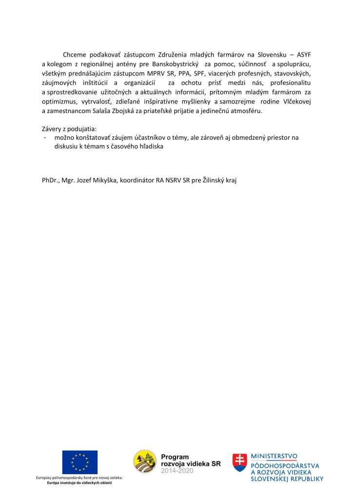 Správa z aktivity C 2 4-1 ZA-3
