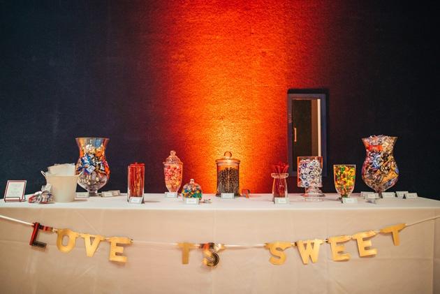 sweet wedding favors