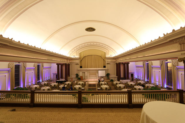 Corporate Event Venues
