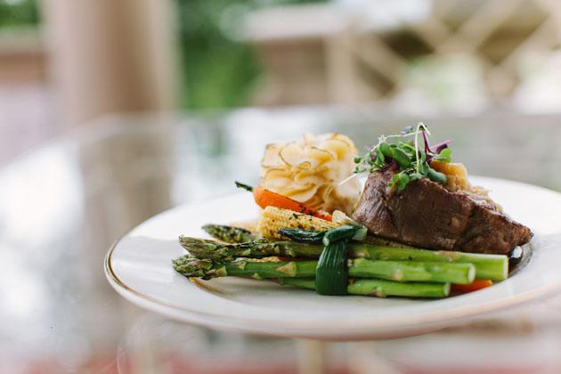 Wedding Plated Food Milwaukee