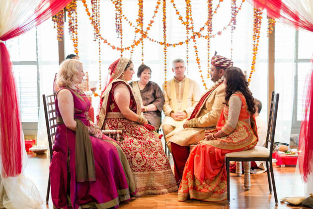 Mandy & Vikash's Indian Wedding
