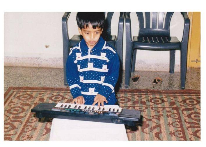 Yashraj Mukhate childhood
