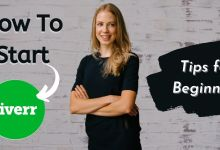 Tips to start with Freelancing on Fiverr!