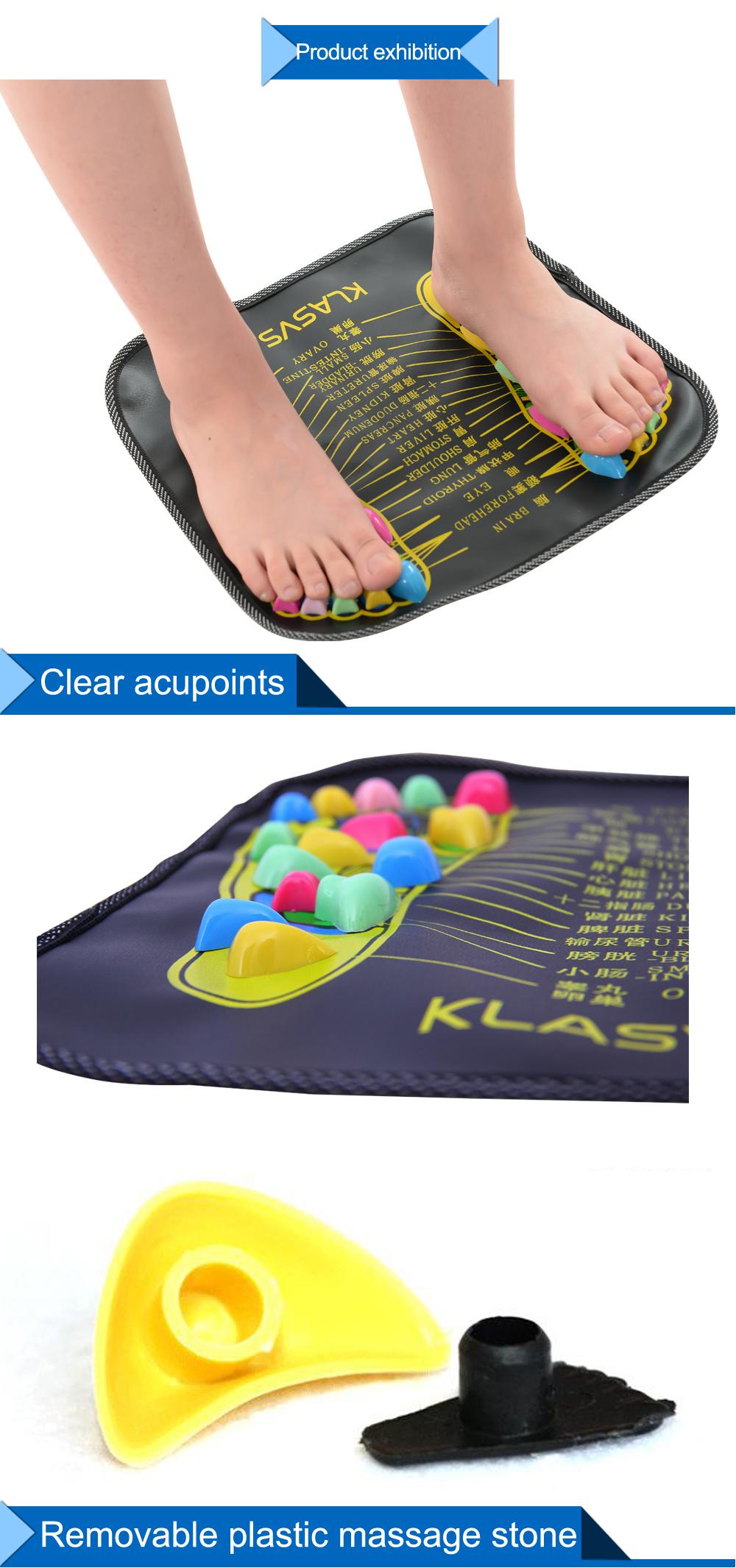 Diabetic Neuropathy Proven Reflexology Acupressure Foot Massage