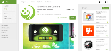 Best 10 Free Slow Motion Apps for Android Devices