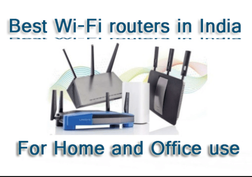 best wifi routers in india 2016
