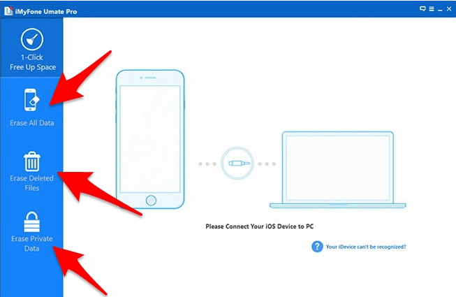 How to Erase data from iPhone completely?