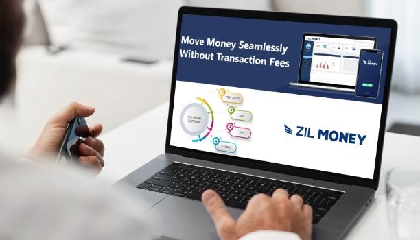 Deposit Slip Zilmoney
