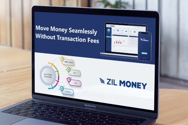 ACH Check Software Zil Money