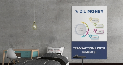 How To Create Digital Checks From Zil Money