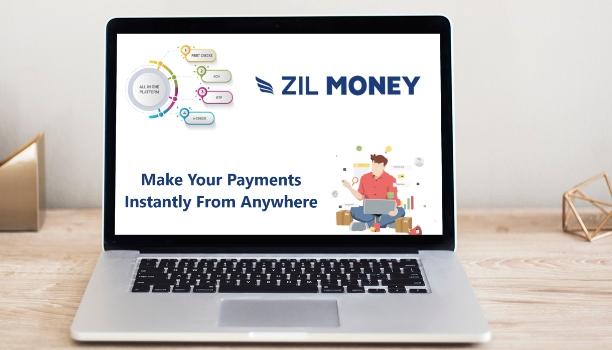 Logo On Checks Zil Money