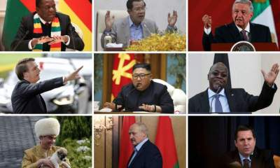 9 notorious world leaders