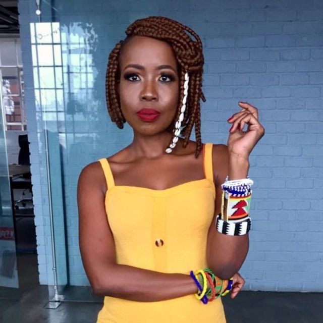 Ntsiki Mazwai attacks South African men – They all have small 4-5's