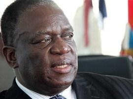 Is Mnangagwa Zimbabwe's leader in waiting?