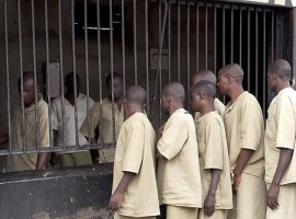 Local prisons grappling with a shortage of plates
