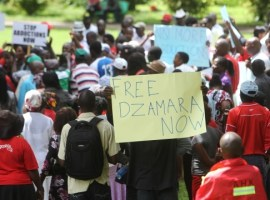 Hundreds rally a year after Zimbabwe regime critic's abduction