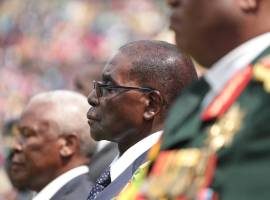 What donation when Zim is suffering?… Twitter reacts to Mugabe's $1m gift to AU
