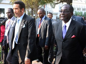 Khama: Mugabe now a burden to SADC