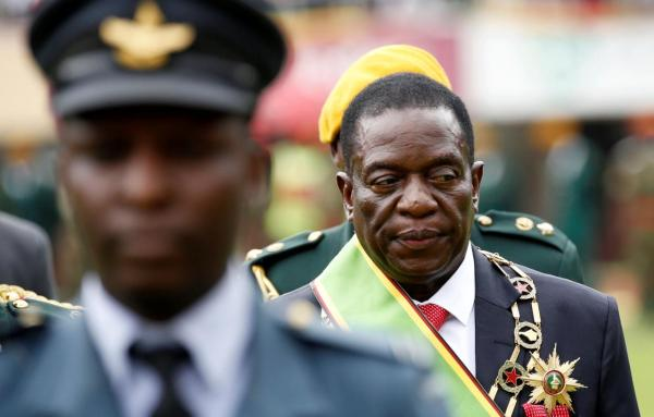 Mnangagwa offers amnesty for funds stashed abroad | Free ...