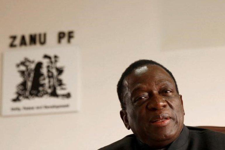 Zimbabweans challenge Mnangagwa over upbeat NYT op-ed