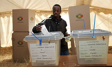 Zimbabwe minister vows upcoming elections will be free and fair