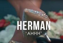 ahhh music video by herman