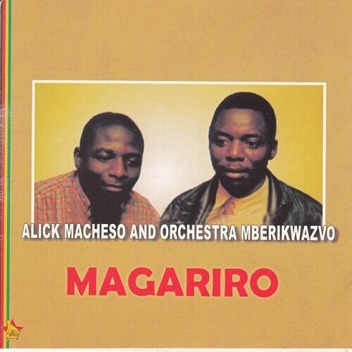 alick macheso magariro album