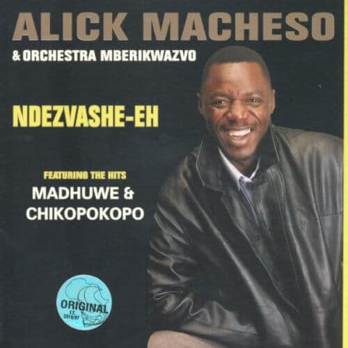alick macheso ndezvashe album