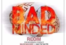 badminded riddim