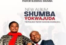 blessing shumba vanochengeta