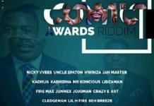 commic awards riddim riddim