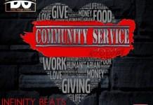 community service riddim