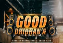 good dhidhana riddim eagle sounds entertainment