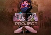 jah noz project x ep