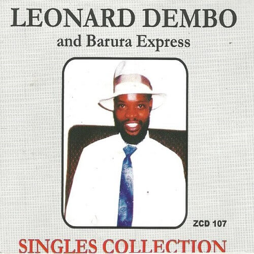leonard dembo great south african performers singles collection